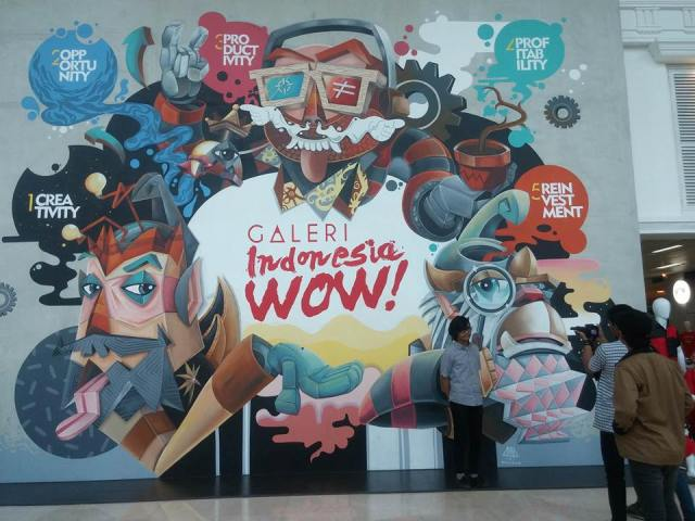 galeri indonesia wow