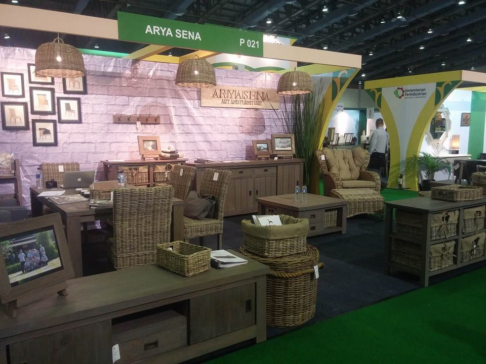 furniture indonesia, arya sena