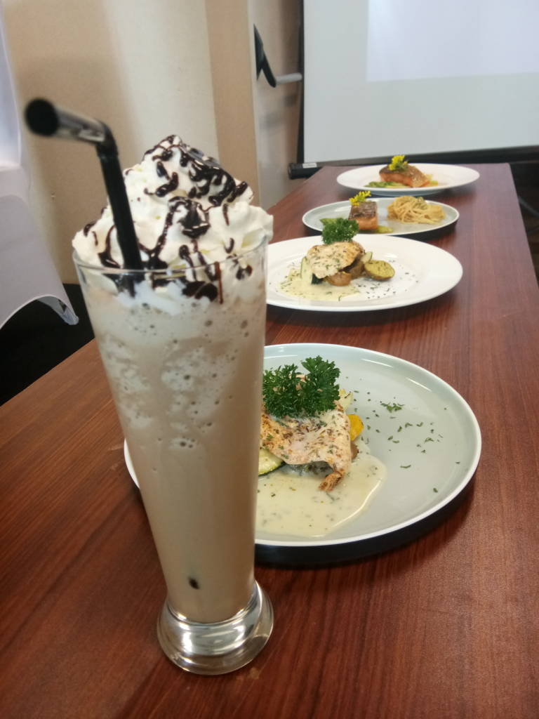 Coffe Durian Frappe