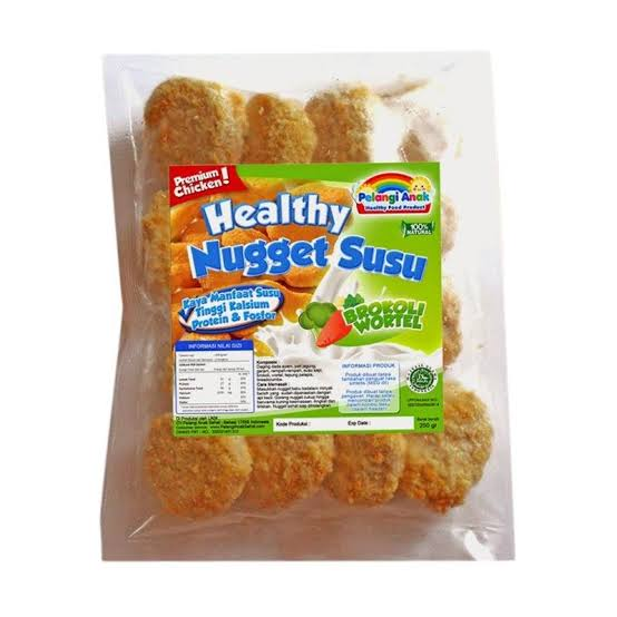 distributor frozen food